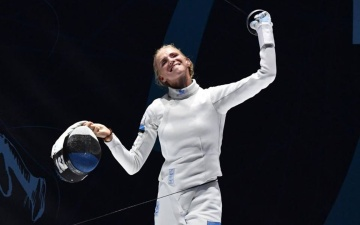 Эстонские шпажистки завоевали полный комплект наград чемпионата Европы