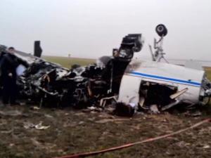 МАК реконструировал крушение самолета президента Total: снегоуборщик на ВПП возник внезапно