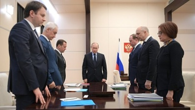 Путин поручил проверить все ТРЦ в России