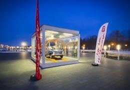 Памятник «Копейке» в честь 50-летия открыли в Тольятти