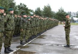 Избившие сослуживца в Вируском пехотном батальоне избежали уголовного преследования