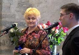 Лучшие спортсмены Нарвы 2013 — Анжела Воронова и Даниил Степченко