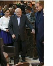 Стало известно о плохом здоровье Горбачева