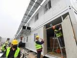 В Ухане за 8 дней построили больницу для пациентов с коронавирусом