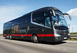 Эстонская автобусная фирма решила выйти на внутрироссийский рынок