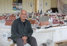 Жители Нарвы решают дальнейшую судьбу макета Старой Нарвы