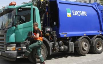 Квартирные товарищества Кохтла-Ярве не могут обжаловать договор города с фирмой на вывоз мусора