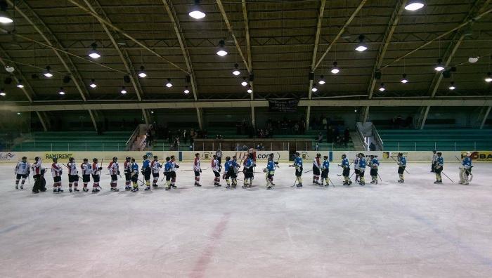 Вторая победа PSK в чемпионате Эстонии по хоккею