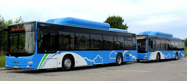 Субсидии Narva Bussiveod за год составят 1,55 миллиона