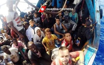 За три дня в Средиземном море утонули более 200 мигрантов