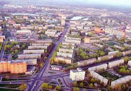 Центральную улицу Нарвы могут отремонтировать в 2015-2016 годах
