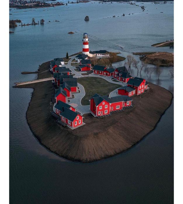«Рыбацкая деревня» —Шумашь, Рязанская область