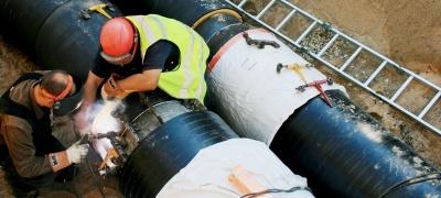 В Ида-Вирумаа обновят теплотрассы за счет европейских денег