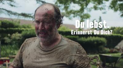 Странная реклама стройматериалов в Германии