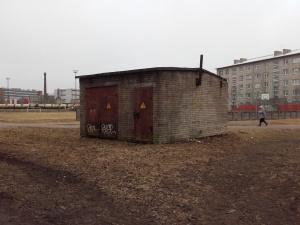 В рамках конкурса уличного искусства в Нарве разрешат разрисовать целое здание