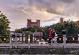 """""""Народу важно"""": фестиваль Station Narva восстанавливает утраченные мосты с городами Европы"""