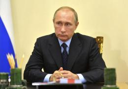 Путин призвал мир объединиться против терроризма