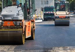 В Силламяэ на ямочный ремонт дорог выделено почти 59 000 евро