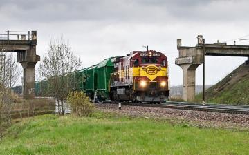 Грузооборот по Эстонской железной дороге вырос на 14,5% за девять месяцев