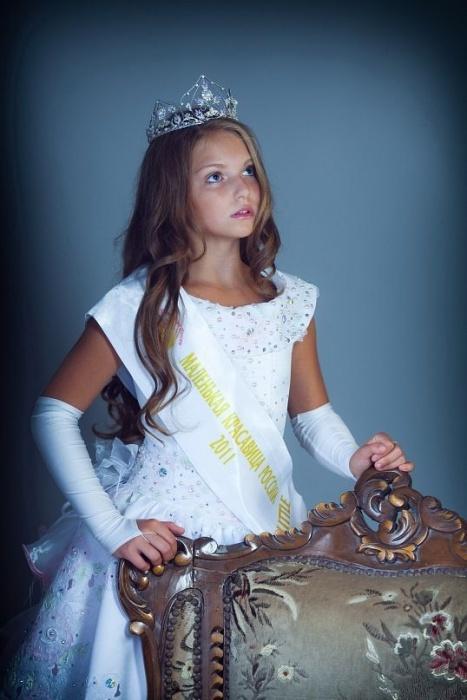 Маленькая Мисс Планеты-2013» - россиянка