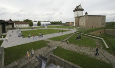 в Нарве выбрали новый архитектурный проект для замка