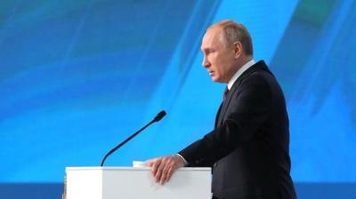 Послание Путина вызвало возмущение НАТО