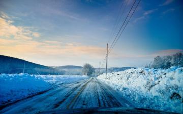 С 1 декабря по дорогам Эстонии можно ездить только на зимних шинах