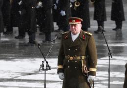 Рихо Террас: двигатель инноваций в Силах обороны - все общество Эстонии