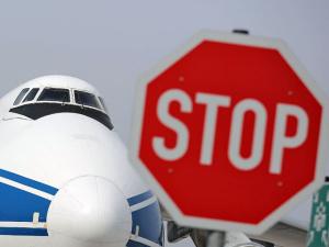 Госавиаслужба Украины полностью закрыла воздушное пространство над зоной проведения АТО