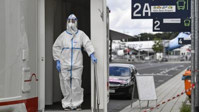 В Германии – уже: Объединение немецких врачей объявило вторую волну коронавируса