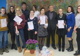 В Нарве прошёл VI республиканский конкурс перевода
