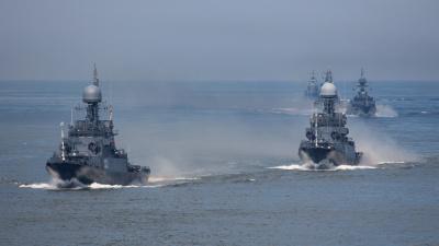 Столкновение в проливе Эресунн: российский корабль получил пробоину