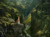 Путешествующая пара делится сказочными фотографиями из разных уголков планеты