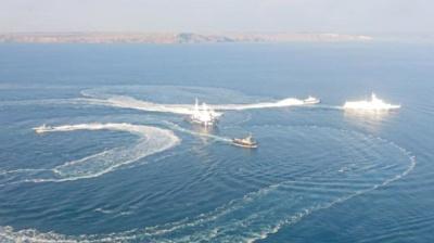Выполняли задание: моряки-провокаторы оказались спецагентами