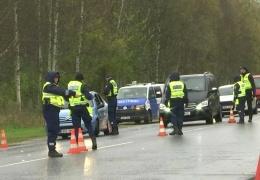 Нарвская полиция будет с 21 июня направлять под арест всех нетрезвых водителей