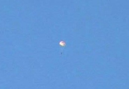 В Сирии на границе с Турцией сбили российский военный самолет