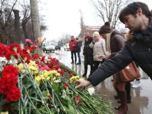 Число пострадавших в терактах в Волгограде выросло до 64. Двух девочек с тяжелыми ранениями перевезли в Москву