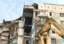 Из-под завалов дома в Магнитогорске извлекли тело еще одной погибшей