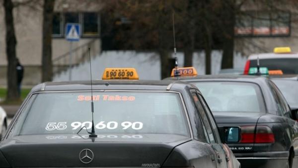 Специальный эстонско-русский разговорник должен устранить языковую проблему нарвских таксистов