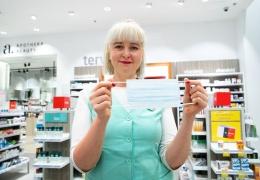 Провизор: раньше апреля медицинские маски в аптеках Эстонии не появятся