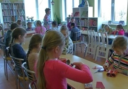 С сентября библиотека на улице Энергия в Нарве будет работать и по пятницам