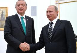 Турция анонсировала встречу Эрдогана с Путиным до конца лета