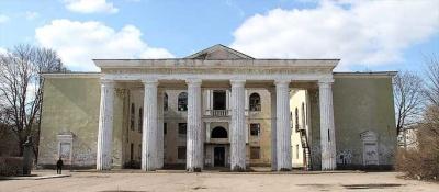 Государство не заинтересовано в сохранении дома культуры Герасимова в Нарве