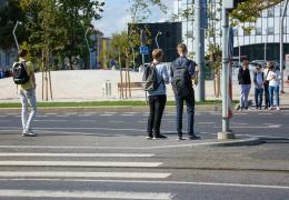 Пешеходов обяжут пересекать улицы только по пешеходным переходам