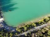 ФОТО: осадочные бассейны с бирюзовой водой в Ида-Вирумаа завораживают туристов