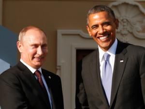 Путин обсудит с Обамой ситуацию в Сирии на встрече в Нью-Йорке