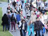 На Нарвский променад пришло рекордное количество зрителей
