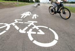 Договор о строительстве велодорожки между Нарвой и Нарва-Йыэсуу может быть готов уже в феврале