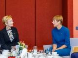 Иностранные послы вручили Керсти Кальюлайд верительные грамоты в Нарве