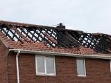 Прогулка по дому, в крышу которого ударила молния